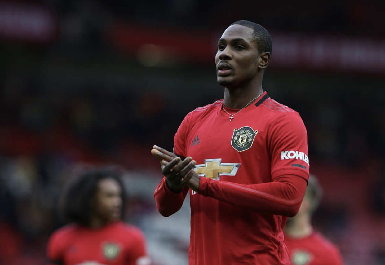 Manchester United  Willing To Allow Ighalo Return To China