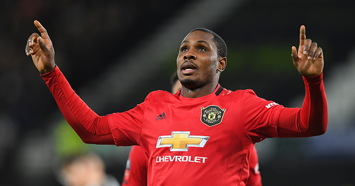Ighalo Eyes 1st EPL Goal For United; Targets Club's Highest Scoring African Record