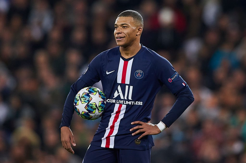 PSG's Mbappe wants to share Ligue 1 Golden Boot with Ben Yedder