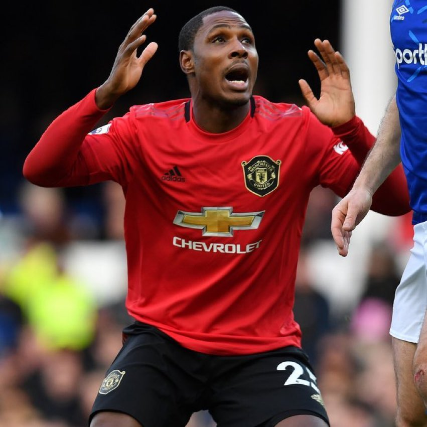 Shanghai Shenhua Ready To Allow Ighalo Remain With Man  United Until January