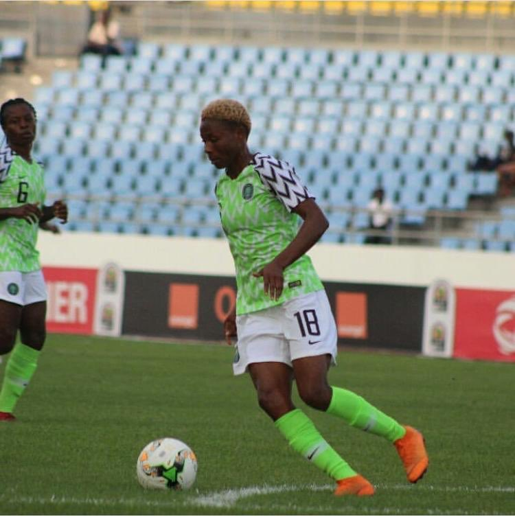 CAF, NFF Send Birthday Wishes To Falcons Star Ayinde At 25