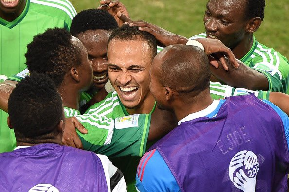 Odemwingie: Former Super Eagles Coaches Were Involved In Player Management