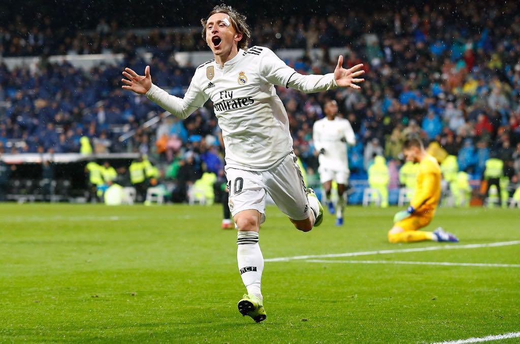 5 Things You Possibly Did Not Know About Luka Modric