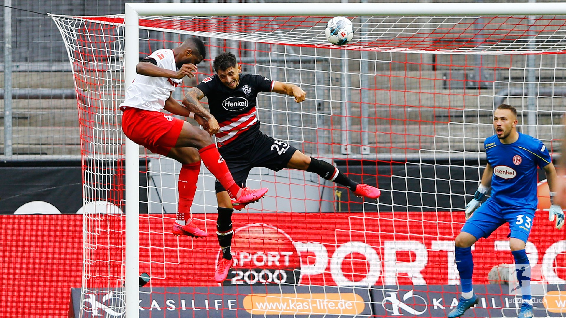 Bundesliga: Ehizibue Struggles As Cologne Fight Back To Salvage A Point Vs Dusseldorf