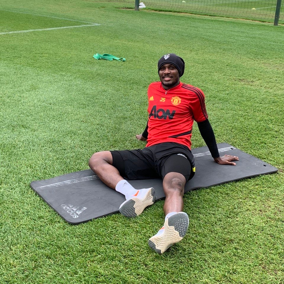 Berbatov: Ighalo Has Done Great At Man  United,  Deserves New Contract