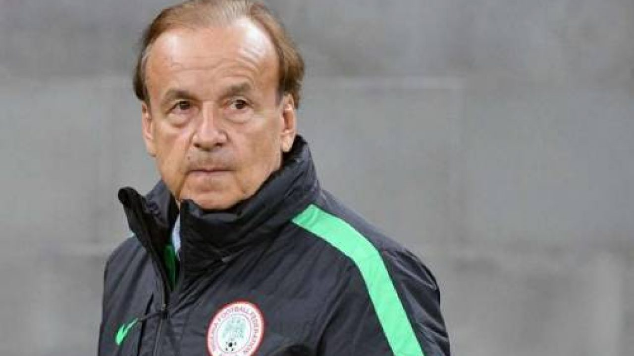 Pinnick Confirms Rohr, NFF Agreement On New Contract