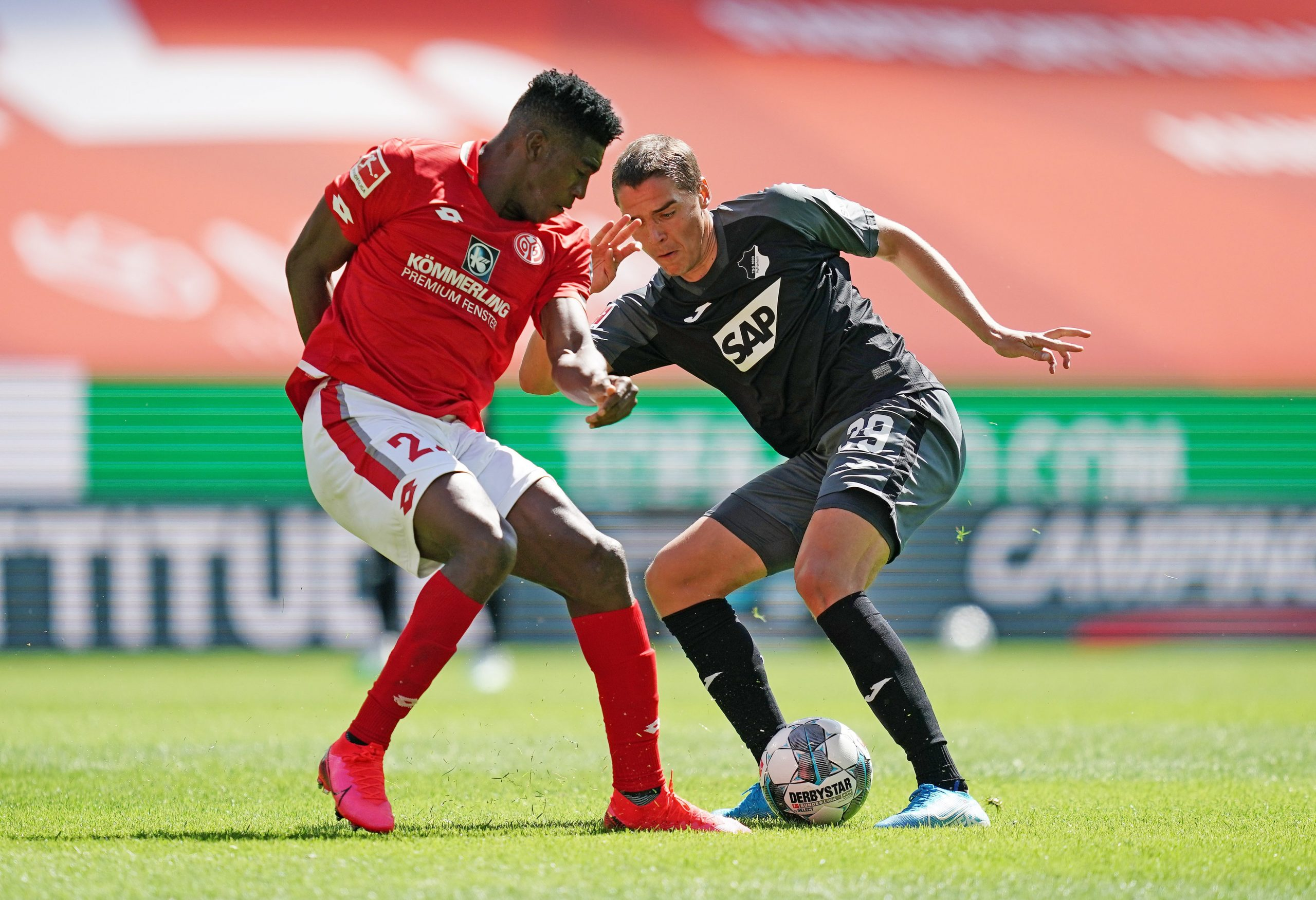 Bundesliga: Awoniyi Gutted With Mainz Home Loss To Hoffeinhem