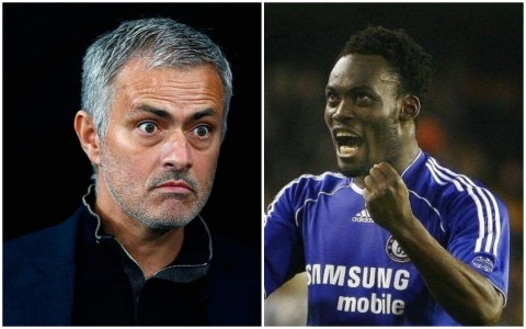 Essien: How Mourinho Discouraged Me From Joining Arsenal