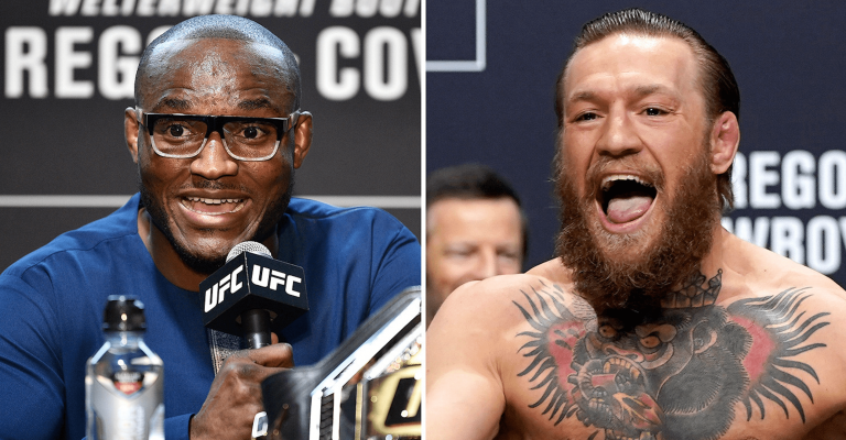 UFC President Rules Out McGregor Fighting Nigeria's Usman