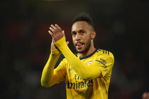 Aubameyang Promised Late Grandad He Would Play For Real Madrid