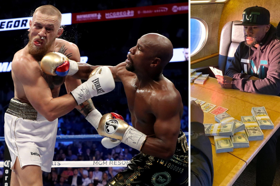 Mayweather Jnr Confirms Retirement From Boxing
