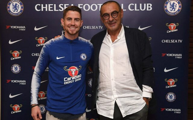 Jorginho Set To Link-up With Sarri As Chelsea Open Talks With Juventus