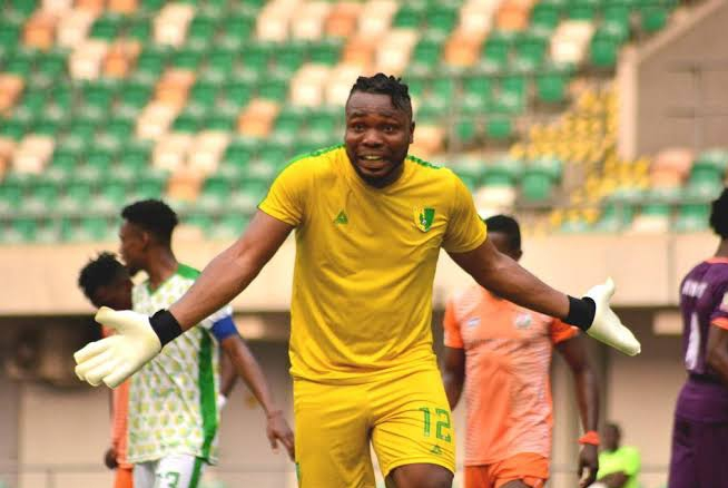 Plateau Top Goalie Contest: Anozie Speaks About Benching Veteran Ajiboye, Obiozor