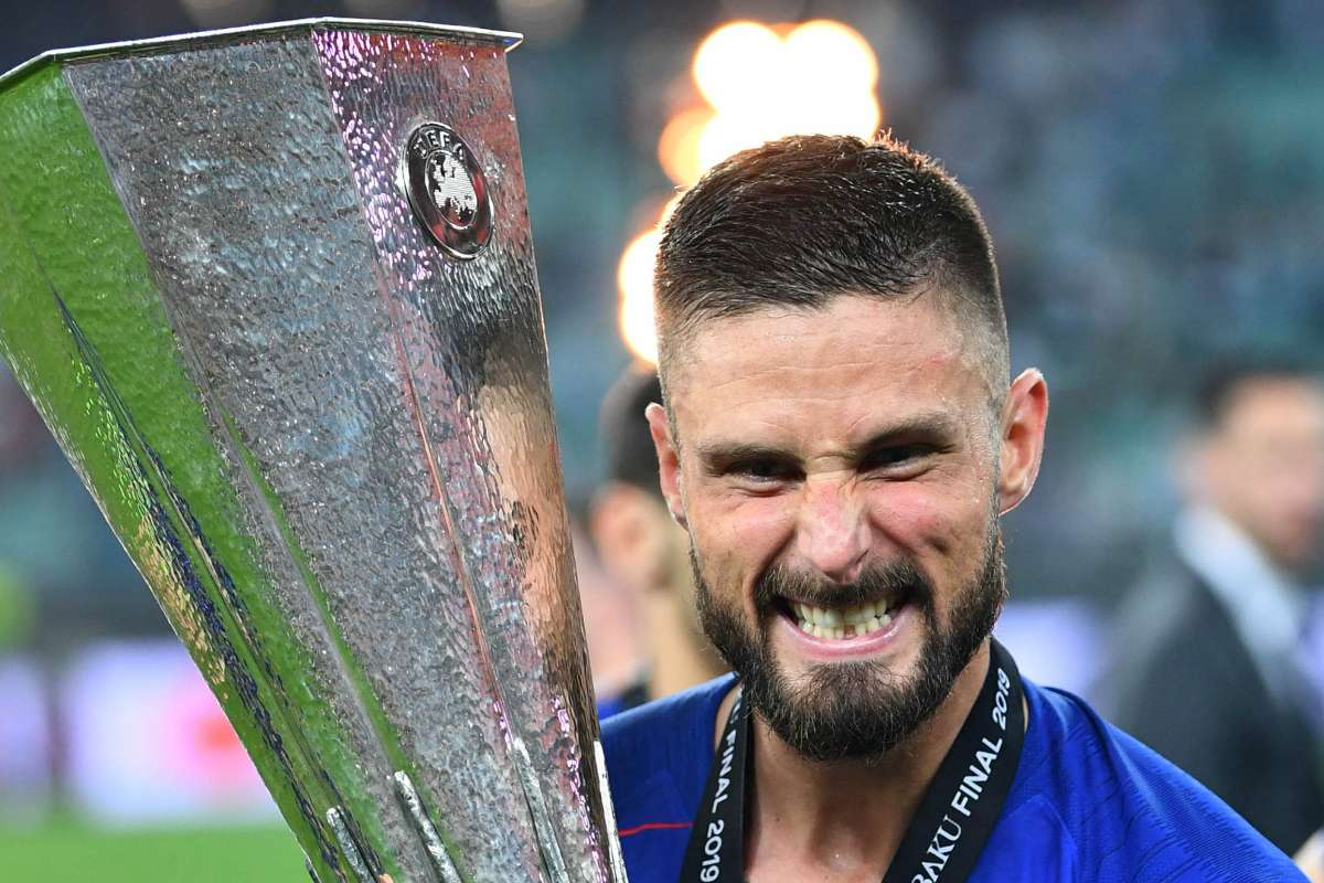 Pirlo: Giroud Would Be A Useful Signing For Juve