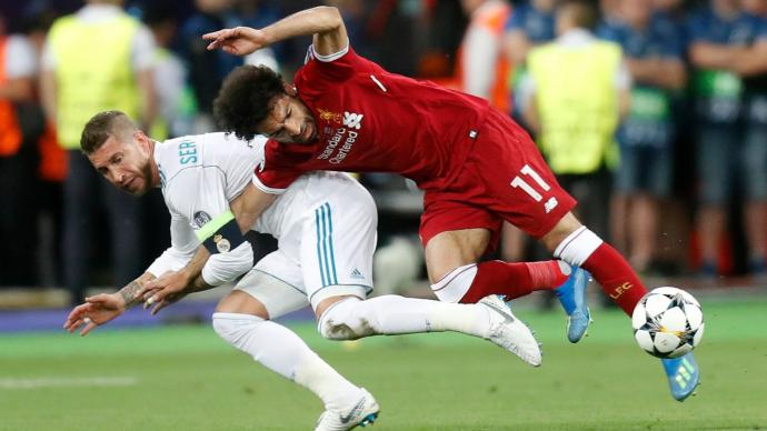Salah's agent dismisses claims Liverpool star was approached by Madrid