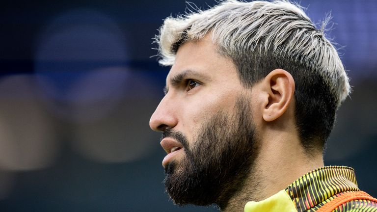 Aguero Reveals Players Fearful Of Returning To Football Amid Coronavirus