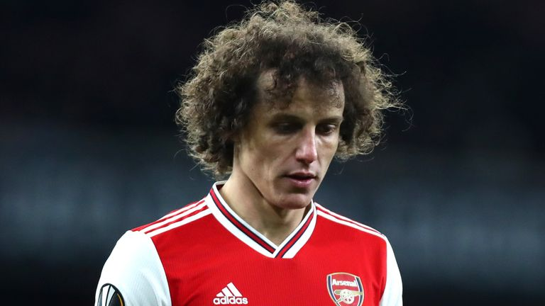 Luiz Set For Arsenal Exit This Summer