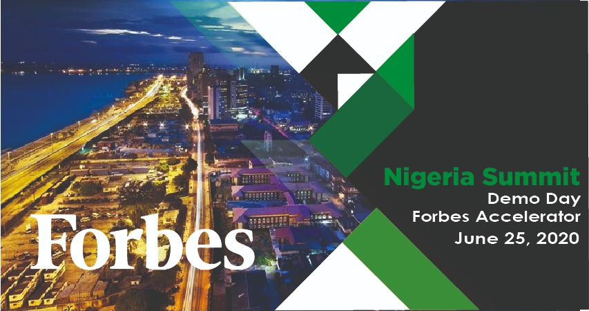 Forbes Nigeria Summit Will Feature Top Companies from the 1st Digital Accelerator Program for Nigeria