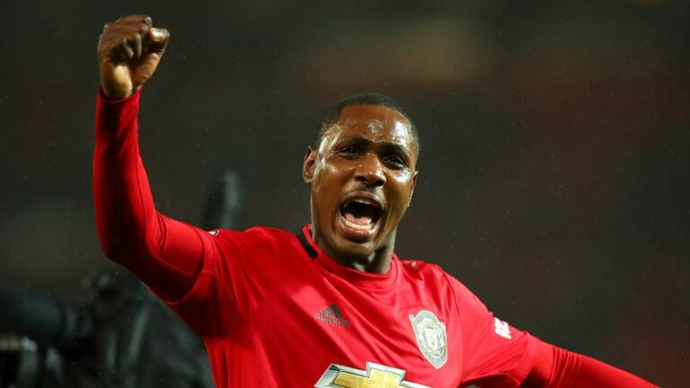 Ighalo: Manchester United Squad Ready For Premier League Return