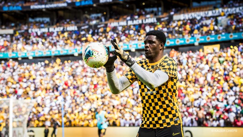Akpeyi: No Relegation Worries For Kaizer Chiefs