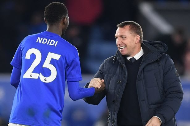 Ndidi: Leicester City Must Fight Hard To Pick Champions League Ticket