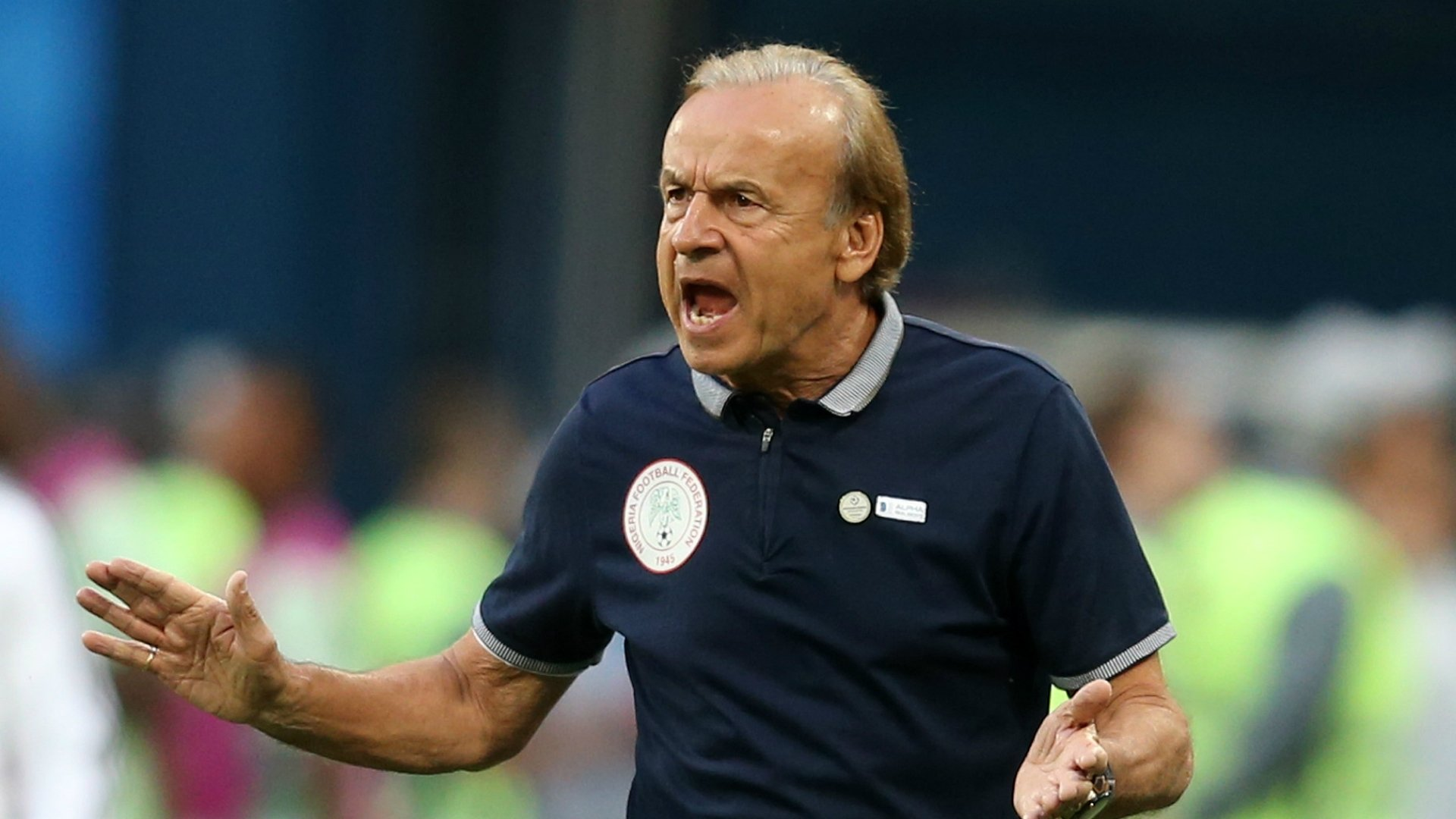 Rohr- I Will Select The Right Players For Super Eagles