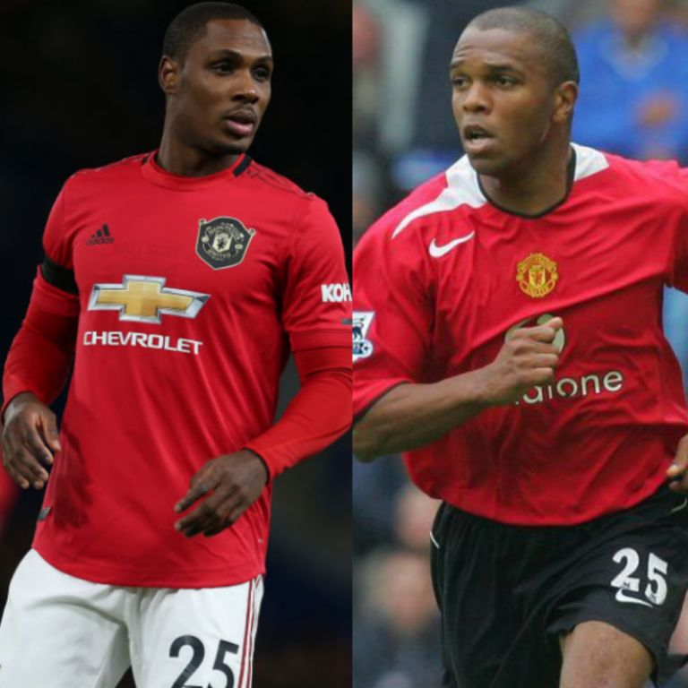 Ighalo Set To Surpass Quinton Fortune's Man United Goal Record