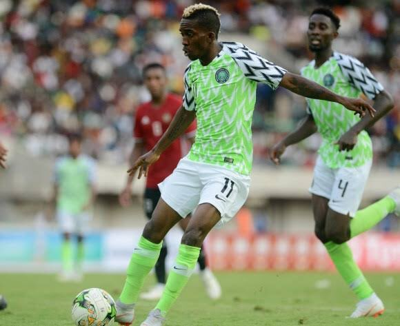 NFF Send Birthday Wishes To Nwakali, Onyekuru