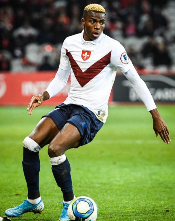 Lille Desperate To Make Millions On Osimhen Transfer To Fix Cash Crisis