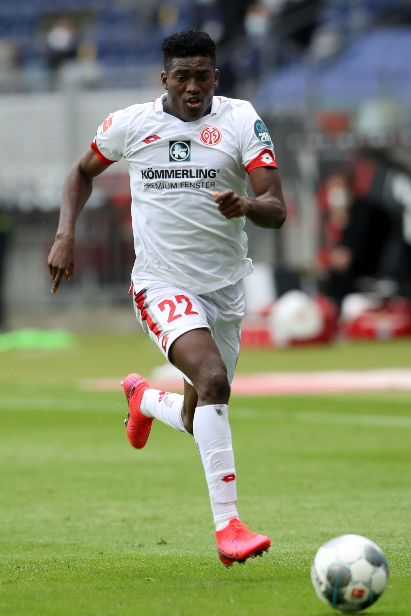 Awoniyi: I Want To Make My Own Mark At Liverpool