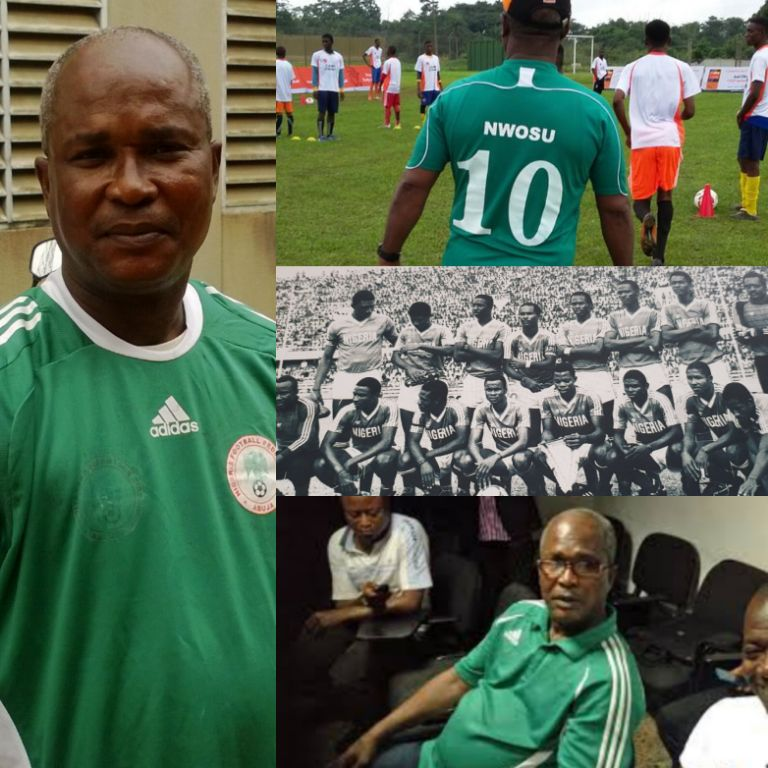 INTERVIEW – Nwosu: Landlord, Car Owner At 17 –  Youngest AFCON Winner Tells His Story