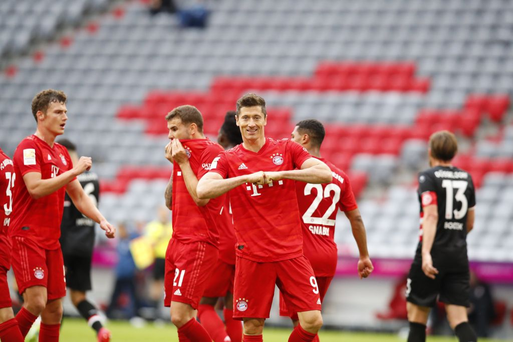 Bundesliga Matchday 30: Bayern Step Up Title Chase At Leverkusen; Relegation Strugglers Too