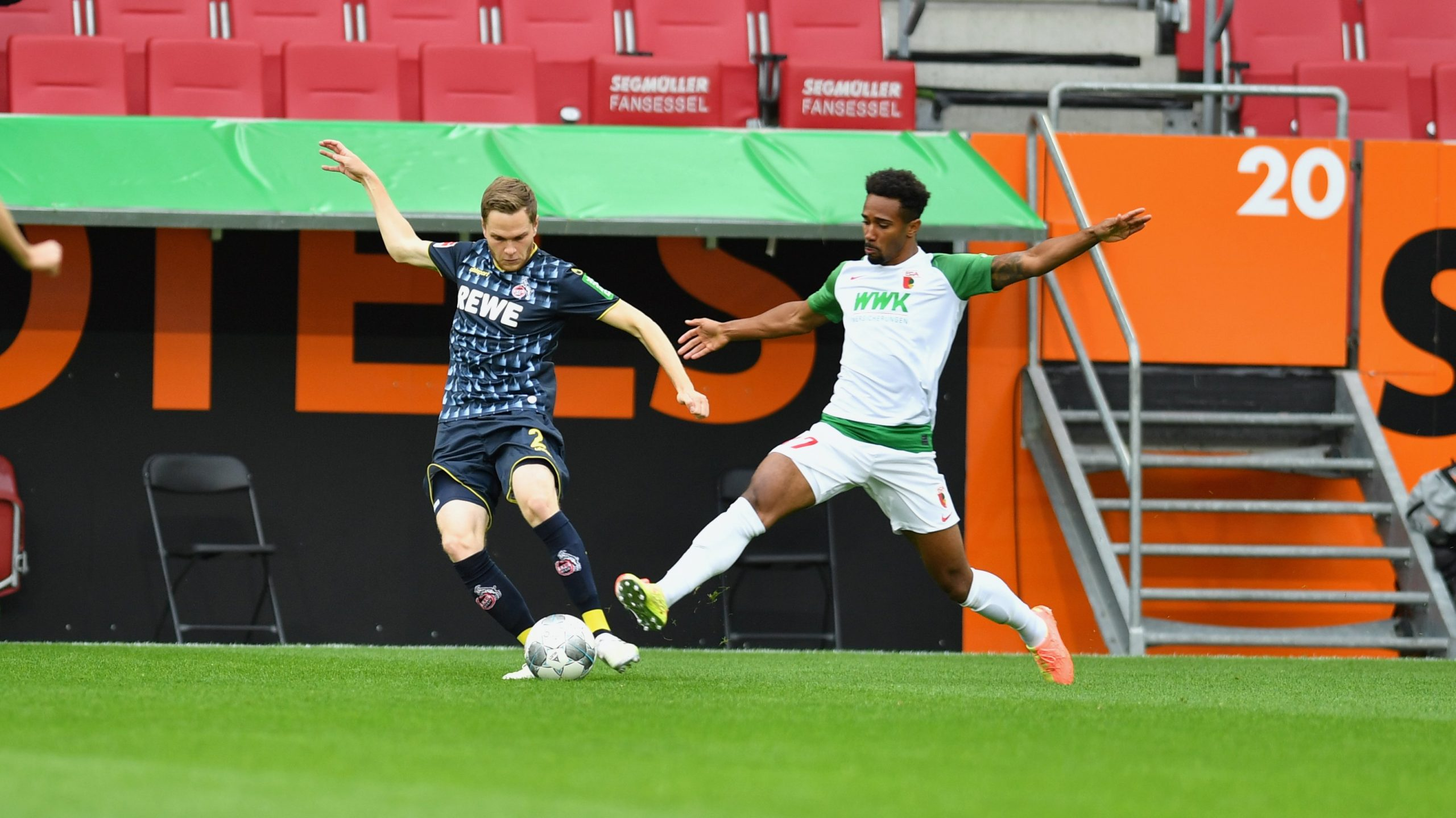 Sarenren-Bazee Nominated For Augsburg's Man Of The Match Award
