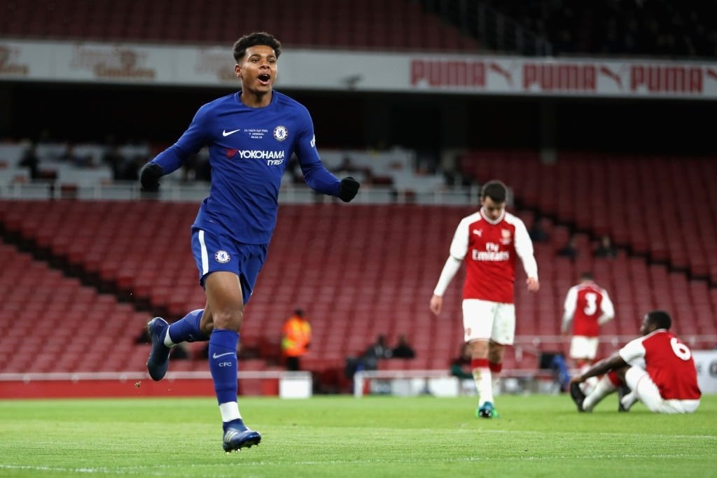 Anjorin Set To Sign New Chelsea Contract