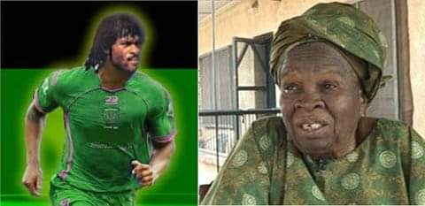 Sports Minister Dare Pays Tribute To Okwaraji's Mother