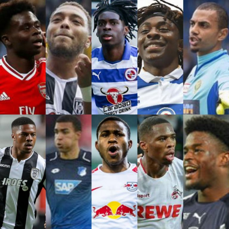 10 Foreign-born Players Who Can Break Into Super Eagles In 2020