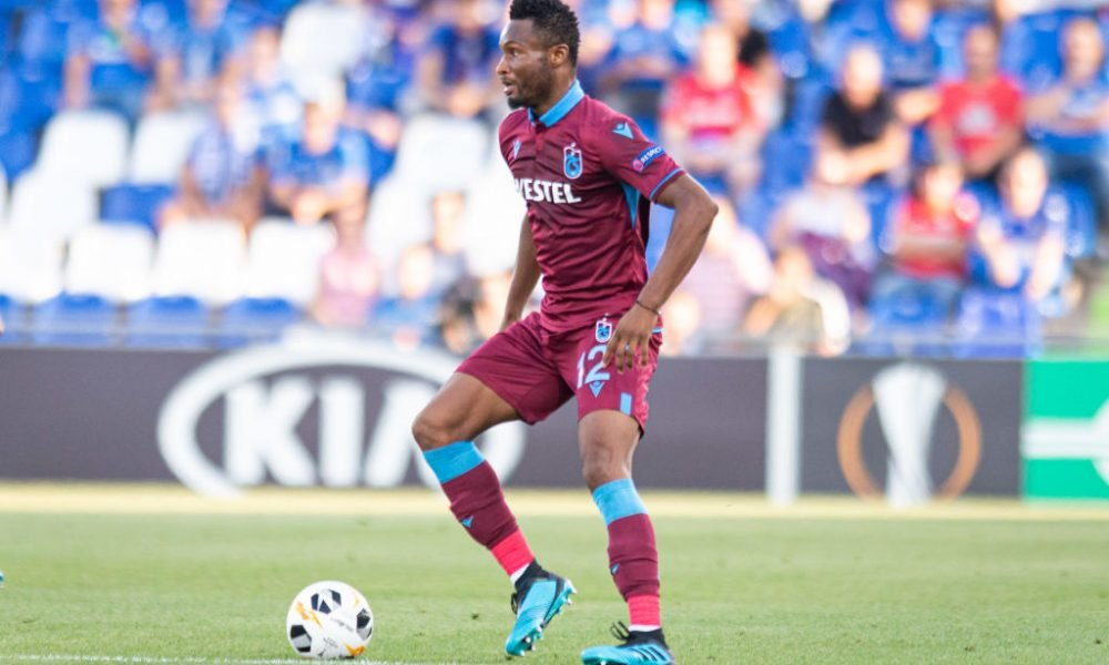 Mikel Open To Playing In Egyptian Premier League