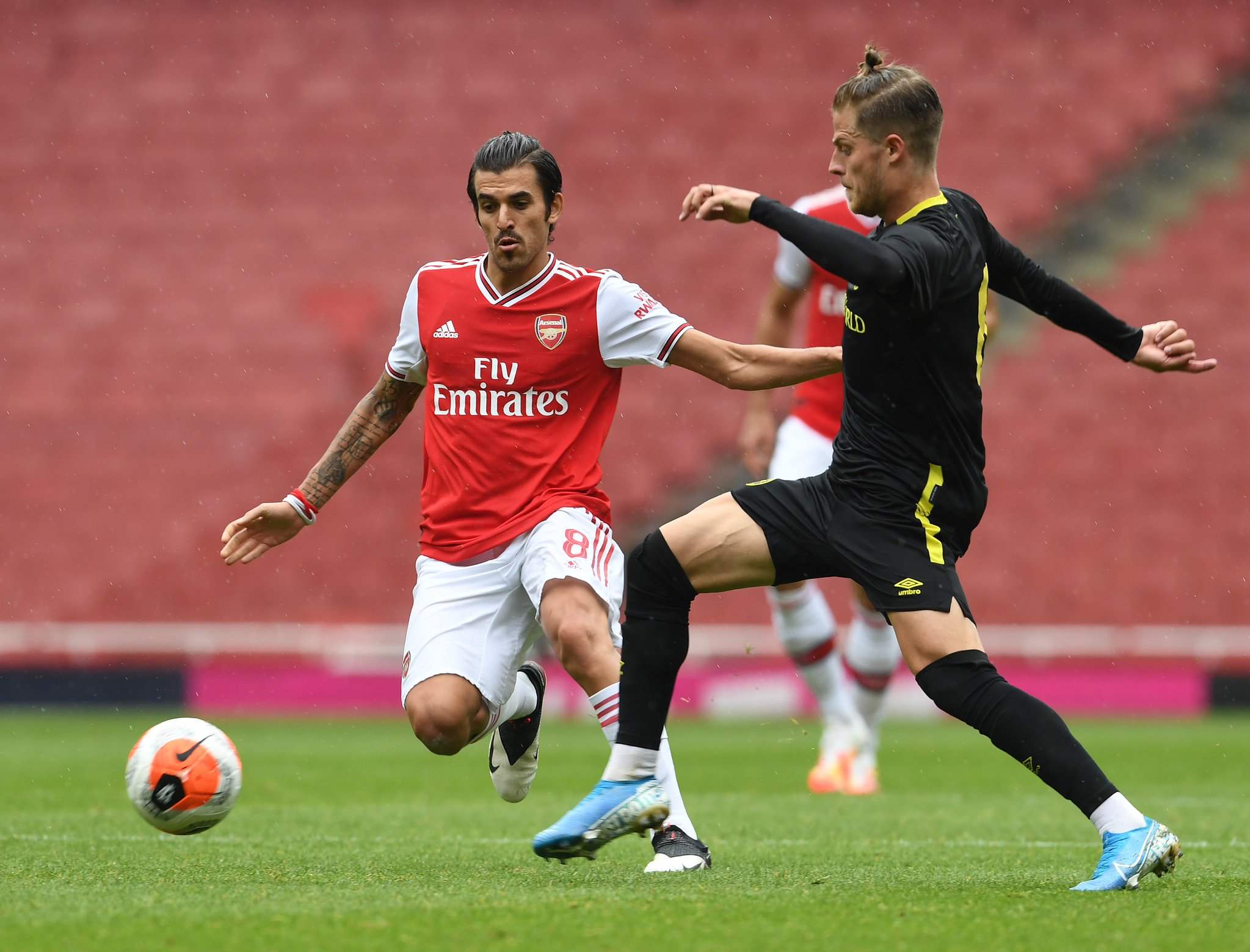 Arsenal Lose To Championship Club Brentford In Friendly