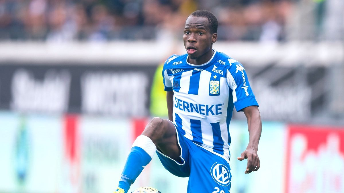 Goteborg Nigerian Midfielder Yusuf Linked With Wolves, Sheffield