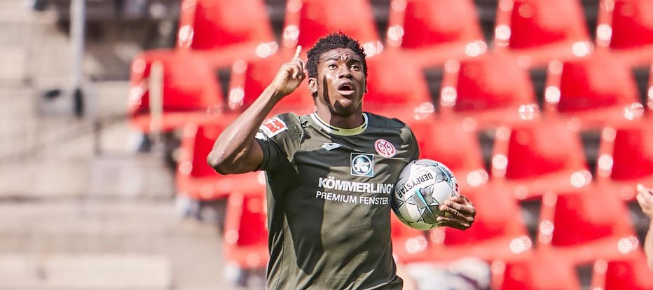 Mainz Want To Re-Sign Awoniyi On Loan From Liverpool