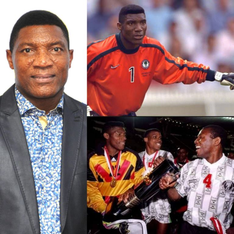 Rufai: How I Transformed From Midfielder To  Goalkeeper; My 'Surprise' France '98 W/Cup Call-up