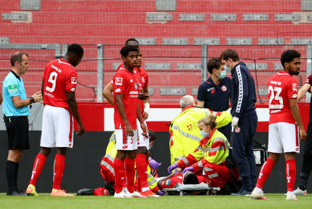 Mainz Boss Beielorzer: Awoniyi Back On His Feet Again