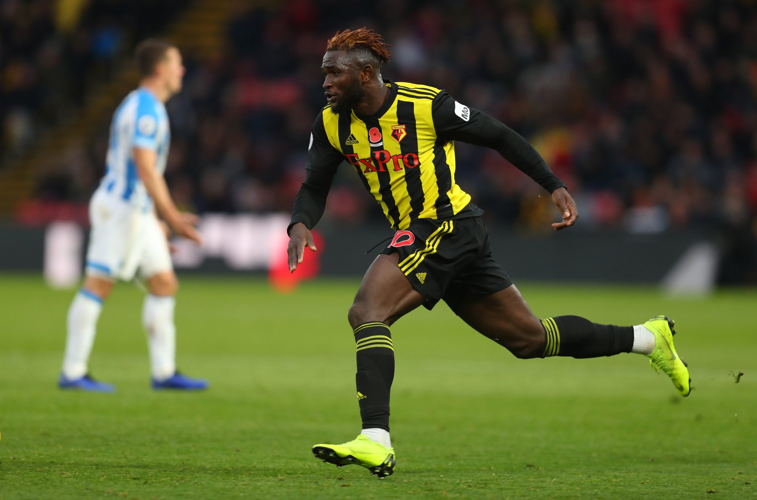 EPL: Success To Miss Watford Vs Leicester City Clash Due To Injury