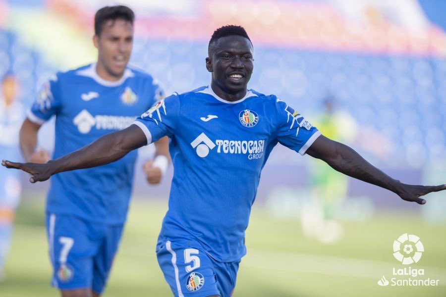 Eagles round up: Etebo Opens Getafe's Goals Account In Draw Vs Eibar; Aina Subbed On As  Parma Hold Torino