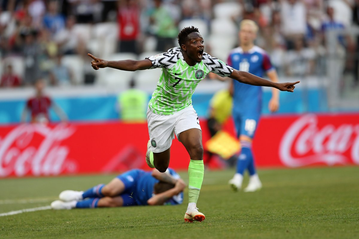 Musa Reminisces About World Cup Brace Vs Iceland