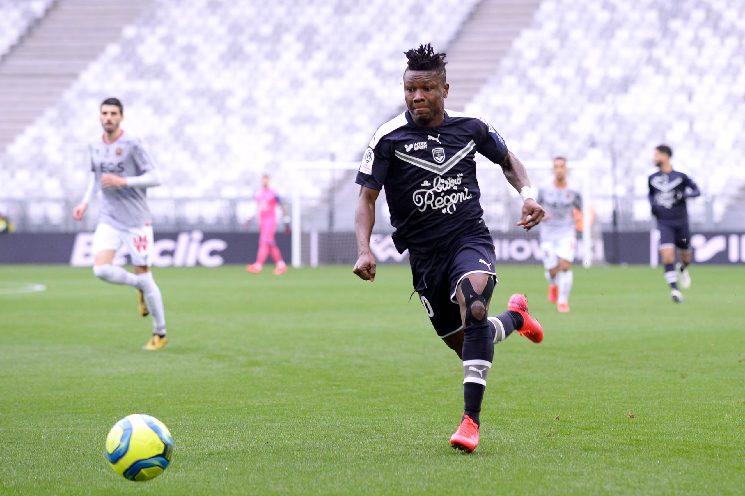 Kalu Yet To Resume Pre-Season Training With  Bordeaux