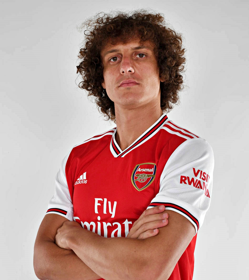 David Luiz Signs One-Year Extension With Arsenal