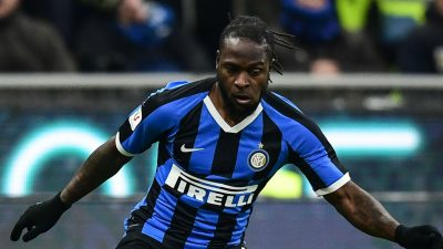 Serie A: Moses Grabs Assist In Inter Milan's Comeback Win Vs Parma