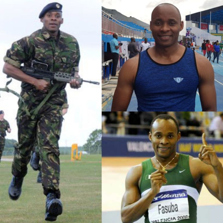 INTERVIEW – Fasuba: How I Was Robbed Of  World Indoor Medal In 2006