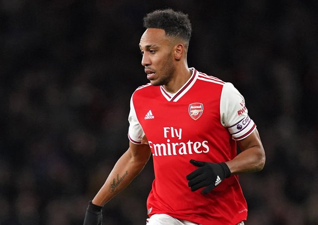 Juventus To Rival Barcelona For Aubameyang